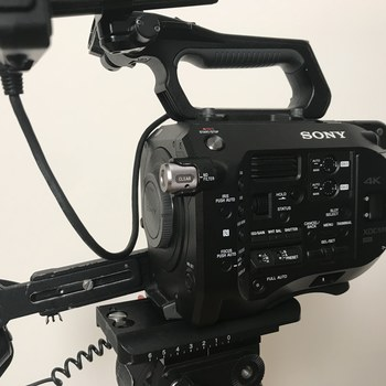 Rent Sony FS7 Basic body package