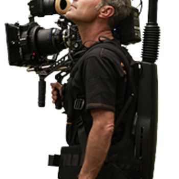 Rent easyrig vario 5 with the gimbal vest and 5 inch extension
