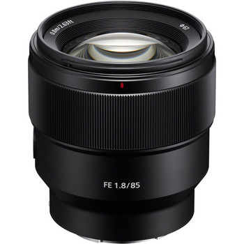 Rent Sony 85mm f1.8 E-Mount Lens with Hood
