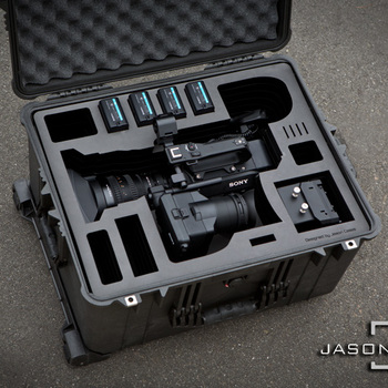 Rent Sony FS7 Kit (Tripod, 24-70, and Pelican Case)