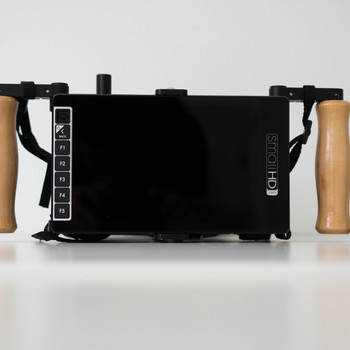 Rent SmallHD 703 HD 7-in Monitor With Wooden Camera Cage