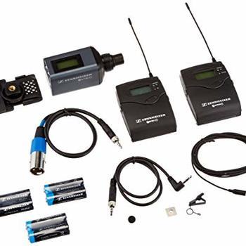 Rent Sennheiser G3 Wireless Lavalier and XLR Kit