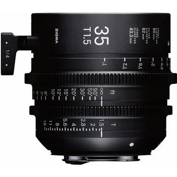 Rent Sigma Sigma 35mm T1.5 FF High-Speed Prime
