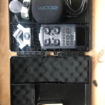 Rent Zoom H6N Audio Recorder