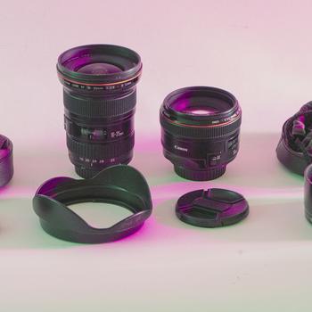 Rent Canon 50mm 1.4f & Canon 16-35mm 2.8f