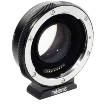 Rent Canon EF Lens To Sony E Mount T Speed Booster ULTRA 0.71x