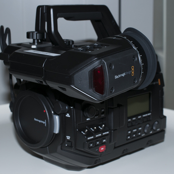 Rent Blackmagic Design URSA Mini 4.6K Pro EF Mount Camera Kit