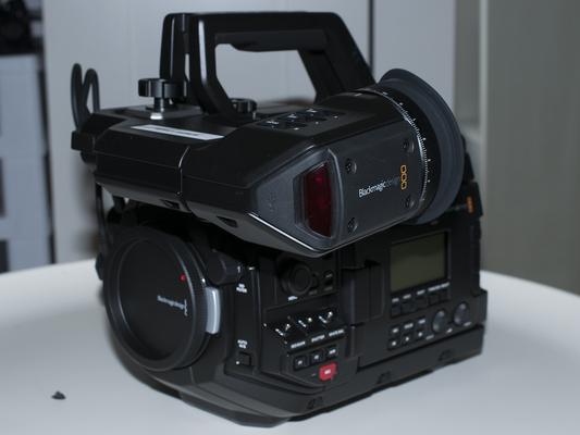 Rent A Blackmagic Design Ursa Mini 4 6 K Pro Ef Mount Camera