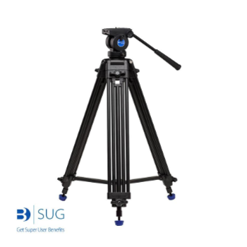 Rent Benro KH25N Video Tripod Kit