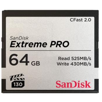 Rent Sandisk 64GB Cfast Card
