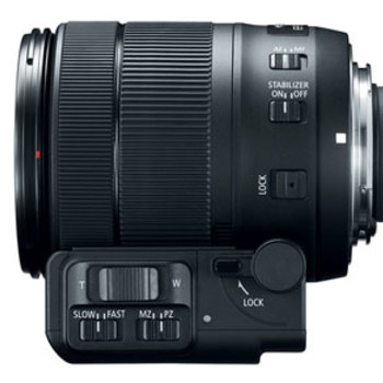 Rent POWER ZOOM for C200!   18-135 lense for excellent slow zoom or pull shots, great autofocus