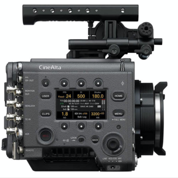 Rent SONY VENICE w/ R7 recorder and media, Anamorphic, LF and High Speed licenses