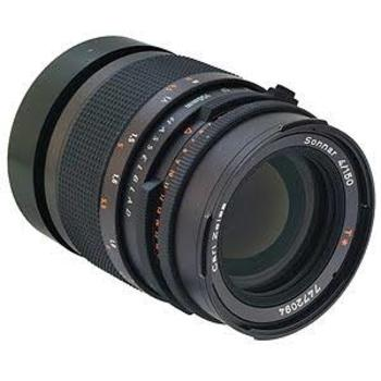 Rent Hasselblad 150mm F/4 CF T* Lens (MF)