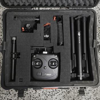 Rent DJI Ronin-MX Kit + Extra Battery and Ball Head Monitor Mount
