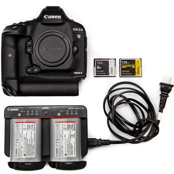 Rent Canon EOS-1D X Mark II Full Video/Photo Package w/ 3 Lenses