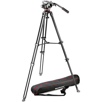 Rent Manfrotto 502HD Pro Video Head and Tripod