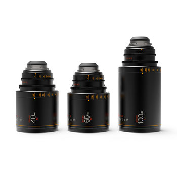 Rent Atlas Lens Co. Orion Anamorphic T2 A Set (40,65,100)
