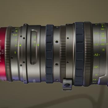 Rent  Angénieux EZ 2 Cine Zoom - (S35 15 - 40mm T2 / FF 22 - 60 T3) PL Mount