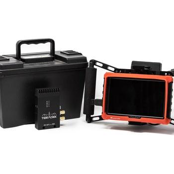 "Rent 7"" Wireless Monitor w/ Teradek Bolt Pro 300 SDI"