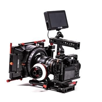 Rent Sony A7sii w/ Handheld kit, Lenses & Tripod