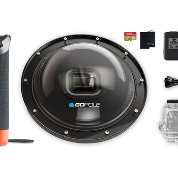 Rent Everything you need to capture beautiful water pictures and videos