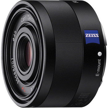 Rent Sony Zeiss 35mm 2.8 - fits in your pocket