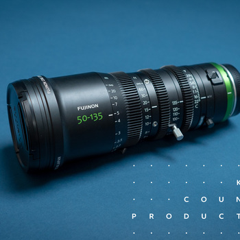 Rent Fujinon MK 50-135 t2.9 Cinema Zoom | Sony E Mount