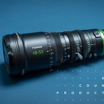 Rent Fujinon MK 18-55 t2.9 Cinema Zoom | Sony E Mount