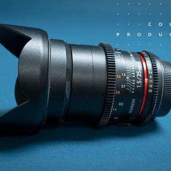 Rent Rokinon Cine DS 35mm T1.5 | Canon EF Mount
