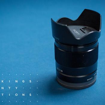 Rent Sony 28mm f/2 FE E-Mount Lens
