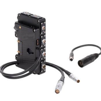 Rent Wooden Camera D-Box Gold Mount for Alexa Mini