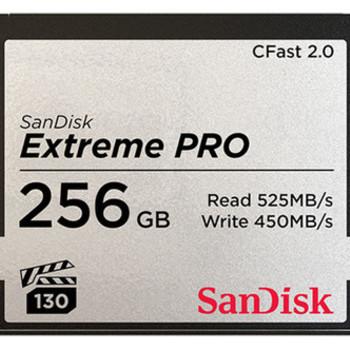 Rent Arri San Disk C-Fast Card 256GB