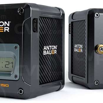 Rent Anton Bauer Cine 150 Kit + Dual Charger