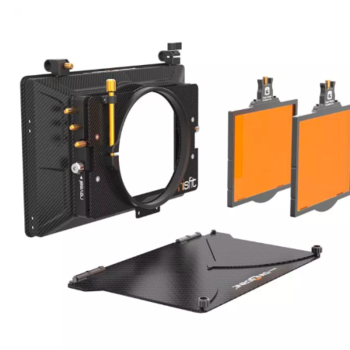 Rent Bright Tangerine Misfit 2-Stage Matte Box 114mm Clamp On