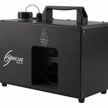 Rent 400w Haze Machine - Hurricane 1DX (Extra Fluid, Hazer)