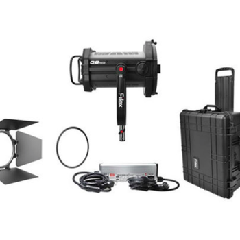 Rent Fiilex H181 Q8 Bi Color LED Fresnel Kit