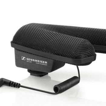 Rent Sennheiser MK 400 - brand new stereo microphone