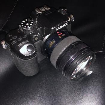 Rent Panasonic GH4 + Lumix G X Vario 12-35mm f/2.8