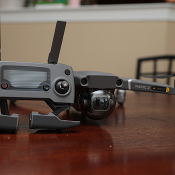 Rent DJI Mavic 2 PRO with 2 additional batteries and car charger