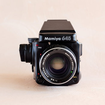 Rent Mamiya 645 Pro Kit No. 2