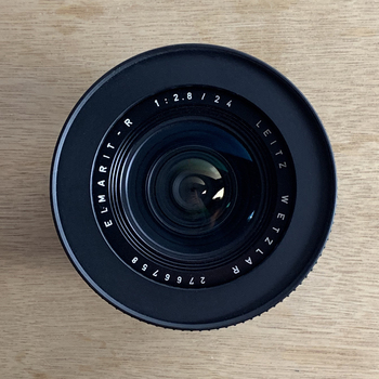 Rent Leica R 24/2.8 Lens for Canon EF