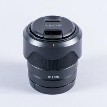 Rent Sony 28mm f/2 Prime Lens