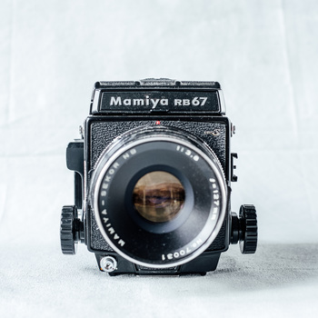 Rent Mamiya RB67 Pro Kit No.1
