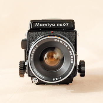 Rent Mamiya RB67 Pro Kit No.2