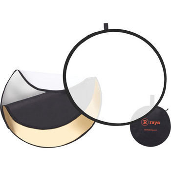 """Rent Various 5-in-1 Collapsible Reflector Disc (42"""")"""