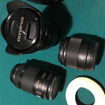 Rent Panasonic Lumix GH5s Full Kit with Stabilizer,
