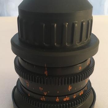Rent Optar Illumina 16mm T1.3 S16 PL Lens