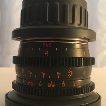Rent Optar Illumina 25mm T1.3 S16 PL Lens