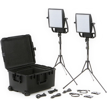 Rent Astra 6x BiColor 2 LightKit w/ Softboxes and Vmount Batts - BEST NYC Deal