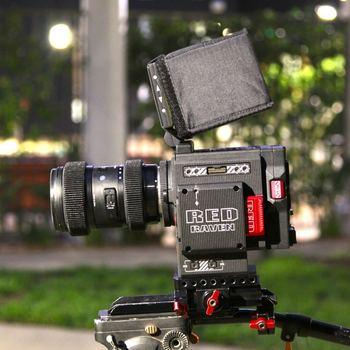 Rent RED Raven Dragon 4.5K, Tripod, Sigma Lens, LCD, 480GB